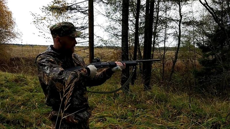 МР 155 стрельба пулей Полева