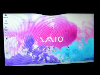 Sony VAIO серия E - обзор ноутбука [SV-E1511T1R]