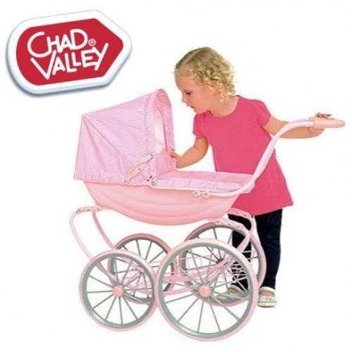 коляска для кукол от 2 лет