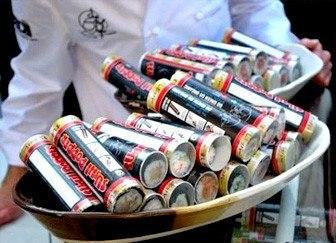 Суши-фастфуд: продажа суши в специальной упаковке-тубеНевозможное ста
