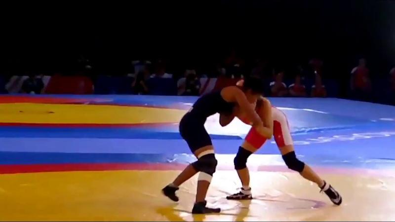 Babita Kumari Phogat wins 2014 Commonwealth final match | Gold Medal