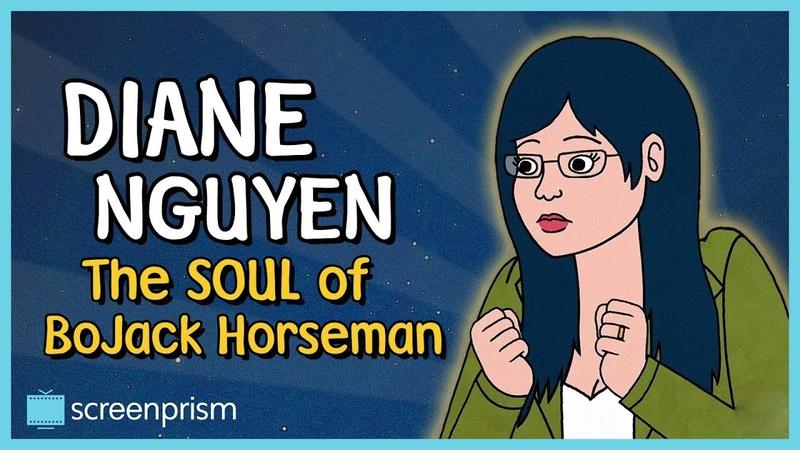 Diane Nguyen the Soul of BoJack Horseman