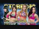 Gabby Ortiz Shanna vs. Queen's Quest (AZM HZK) - Stardom Galaxy Stars 2017