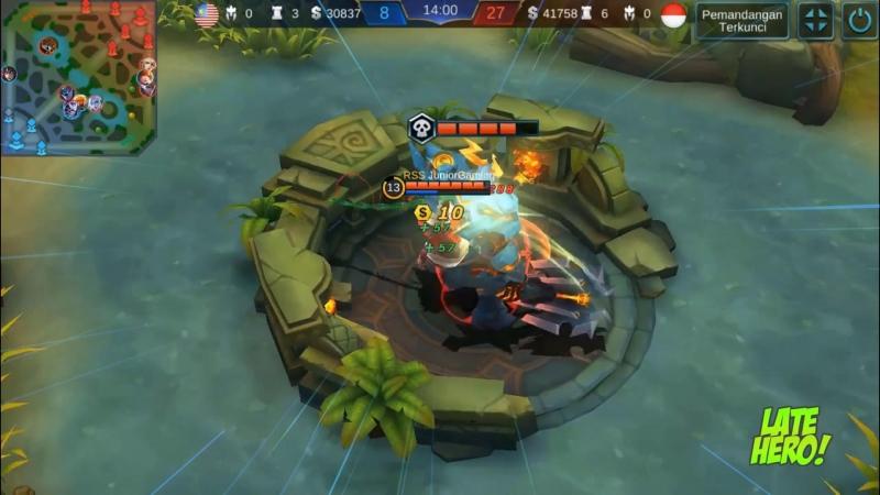 4 Hero Mobile Legends Ini Bisa Nyolong Lord dengan Mudah