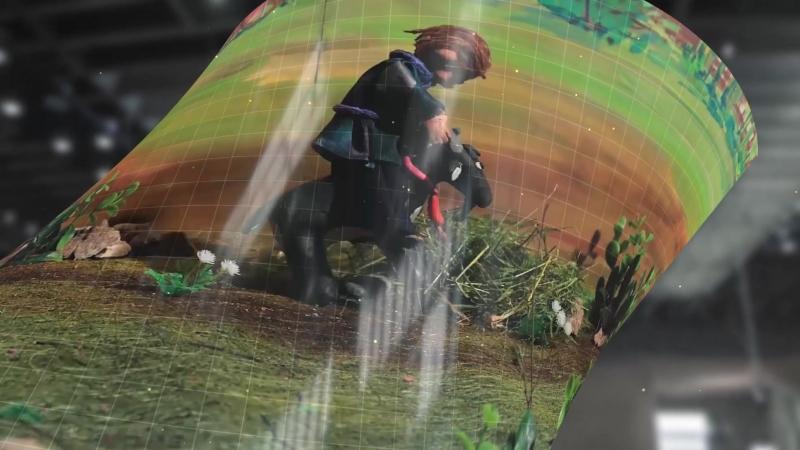 Видео приветствие от нашей студии для 1-го Дальневосточного фестиваля детских любительских фильмов КинАмурчика-2018 (г. Благов