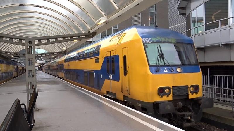DDZ richting Zandvoort aan Zee vertrekt vanaf Station Amsterdam Centraal!