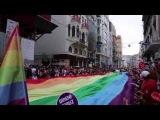Istanbul Gay Pride Parade - 2013