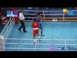 Олимпийский чемпион из Кубы vs Боксер из Гватемалы