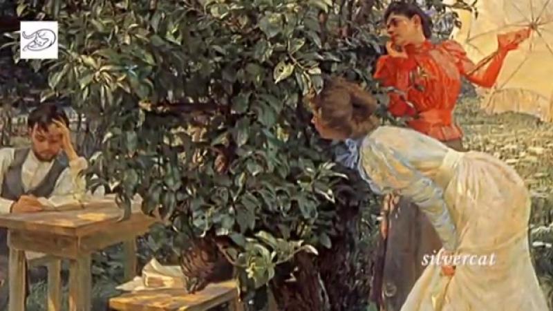 ВАЛЬС ДАЧНЫЕ ГРЁЗЫ Когда кончилось лето 1908 г музыка Илья Шатров автор вальса На сопках Маньчжурии