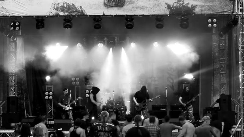 Arkuda - Burzum cover (fragment) live at MHF 2018