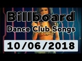 Billboard Top 50 Dance Club Songs (October 6, 2018)