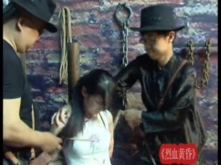 Chinese Heroines Tied up 1