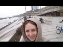 На набережной в Тюмени