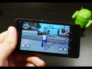 Обзор Sony Xperia Z1 Compact: звук, автономность, производительность в игре GTA:SA