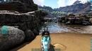 ARK: Survival Evolved - Два Divine Птера и Детеныш ARK Survival GAIA Zombies 3