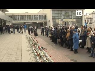 Памятные мероприятия по случаю 15 годовщины со дня трагедии в Театральном центре на Дубровке
