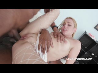 Balls Deep DAP Rebecca Sharon gets it Deep and Hard, with Gapes Double Anal Crempie and one extra facial GIO713 (16.07.2018)