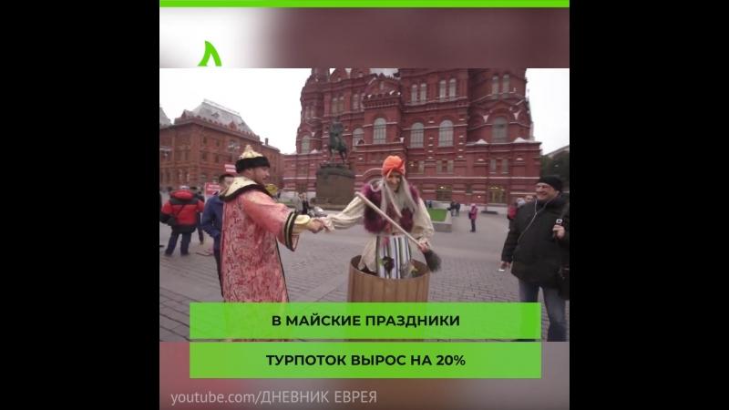 Москву предлагают сделать городом-курортом | АКУЛА