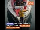 Эльнар Мансуров блогер который чуть не утонул в Антарктиде
