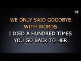 Back To Black Karaoke Version by Glee Cast