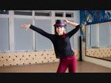 Ханна - Te Amo (импровизация)