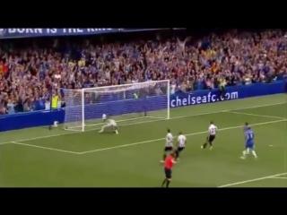 2012 - Eden Hazard scored his 1st CFC goal
