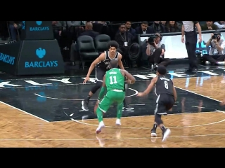 Kyrie Irvings Best Crossovers and Handles with the Celtics