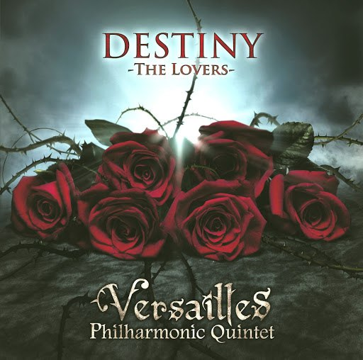 Versailles альбом DESTINY -THE LOVERS-