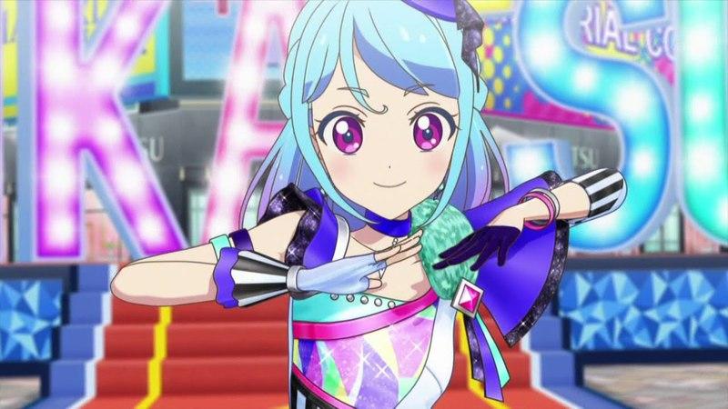 Aikatsu Friends! ep3 stage アイカツフレンズ!3話ステージ