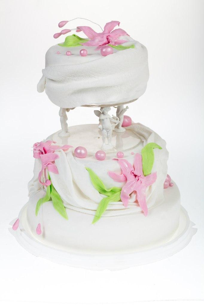 """Свадебный торт """"Нежность"""""""