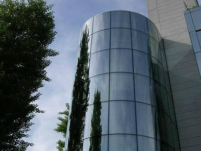 Зеркальные стеклопакеты производство