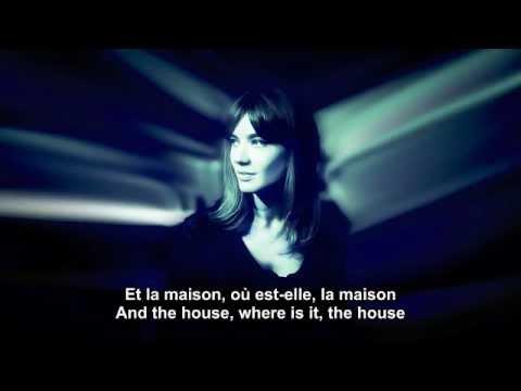 La maison où j'ai grandi - Françoise Hardy - French and English subtitles.mp4