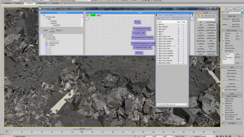 Thinking Particles 2012 Quake Webinar 03 - Working with the asset