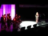 Trevor Live 2013 - Jennifer Coolidge (w/Glee cast on stage) introduces Jane Lynch