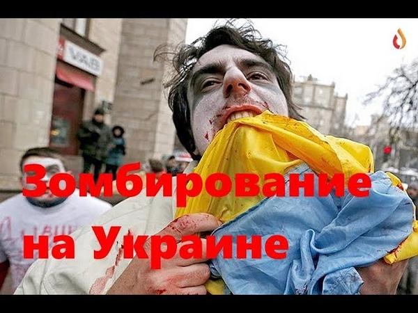 Зомбирование на Украине
