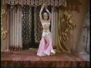 Turkish Belly Dancer ,Nejla Ates (Son of Sinbad ,1955)