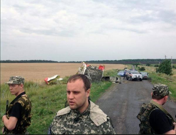 """Австралия: """"Boeing-777"""" сбили люди, контролируемые Россией и из оружия, поступившего из РФ - Цензор.НЕТ 3431"""