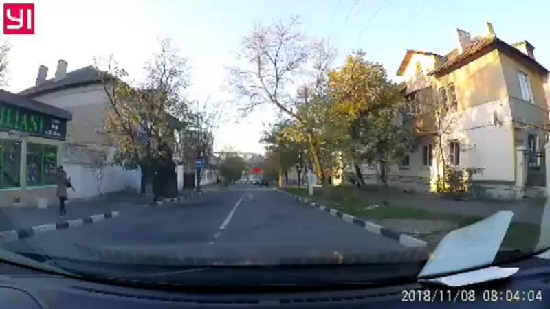 08.11.18 момент ДТП ул. Васенко