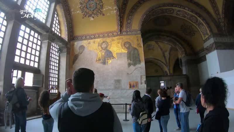 K Turkey Travel Istanbul Hagia Sophia Museum Byzantine Church
