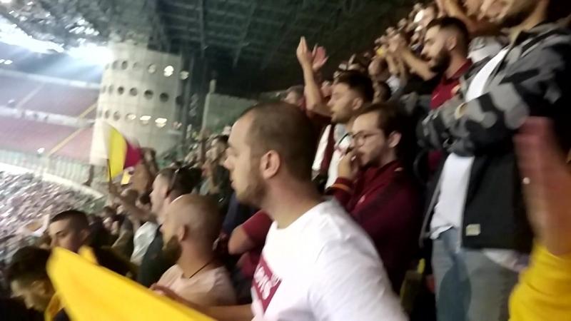 San Siro stadium. 31/08/18 Milan-Roma