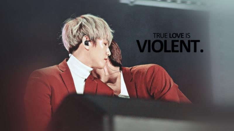 Sebaek true love is violent.