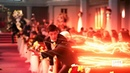 Arqueiro Verde Supergirl Time Flash e Lendas vs Nazistas Luta na Igreja LEGENDADO PT BR HD