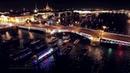 Joris Delacroix Wielki Symposia Drone Footage Night Saint Petersburg RUSSIA
