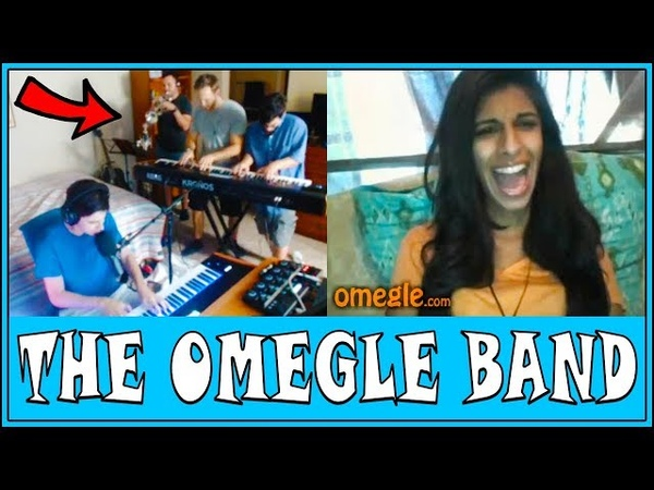 Piano Trio RETURNS To Omegle With Trumpet