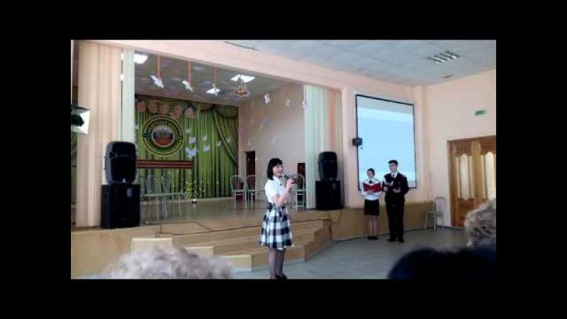 Гала-концерт Весна Победы. 6 мая 2016 г. Корогодина Н.В.