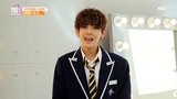 Under Nineteen Vocal Team Kim Bin Introduction