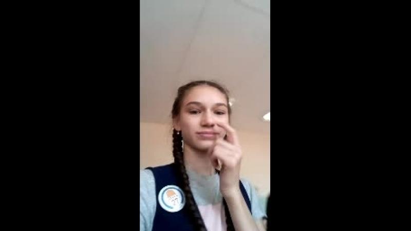 Дарина Кутафина Live