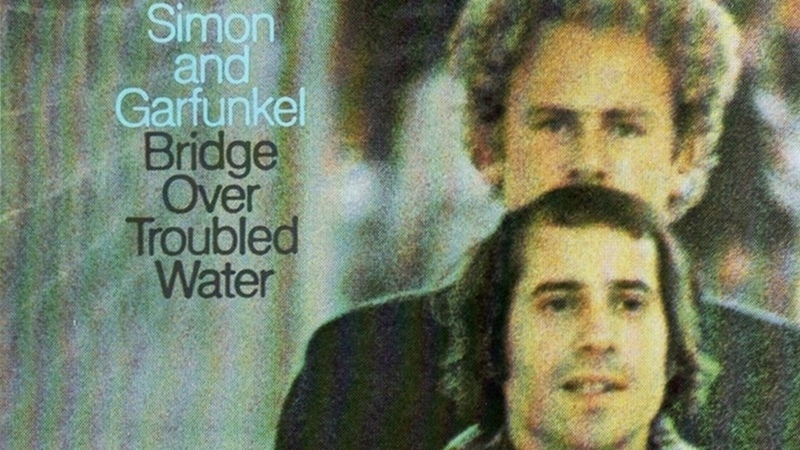 Simon Garfunkel - Bridge Over Troubled Water [Remastered]