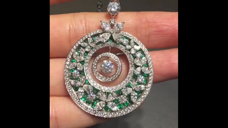 GRAFF LUXURIOUS JEWELS Shala Jewels Diamonds Collection