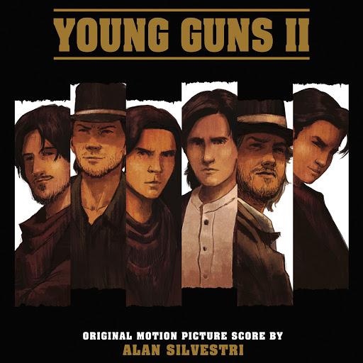 Alan Silvestri альбом Young Guns, Vol. 2 (Original Motion Picture Score)